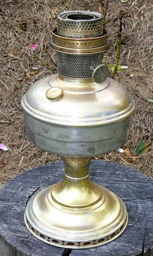History of aladdin lamps aladdin model 11 12 transistion lamp aloadofball Image collections