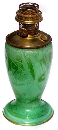 Aladdin Model 12 Vase Lamps