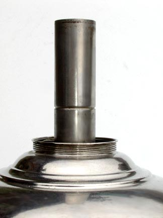 Aladdin model 1 inner draft tube