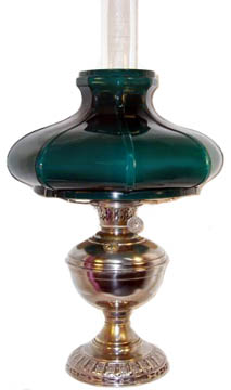 Aladdin model 1 table lamp