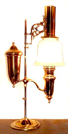 Aladdin Lamp Model 4