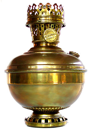 Aladdin Lamp Model 5