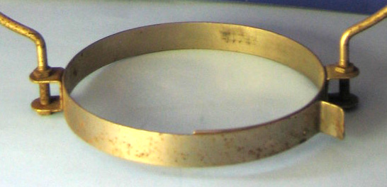 Aladdim model 6 early hanger ring