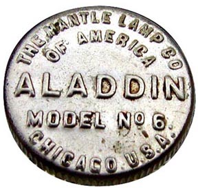 Aladdin model 6 adjustor