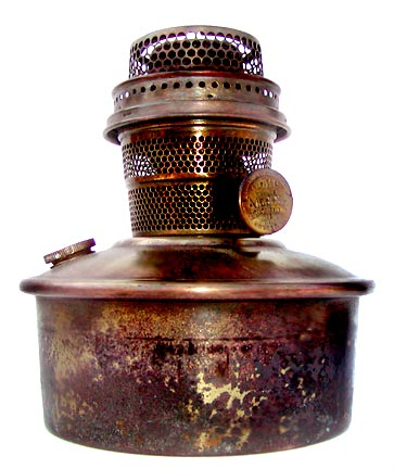 Aladdin model B oil pot